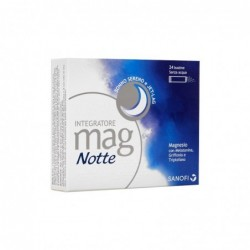 May night - sleep aid dietary supplement - 24 bags