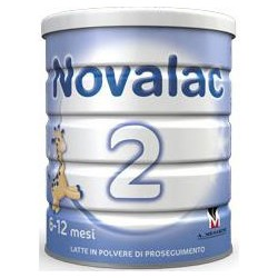 Novalac 2 - Growing up Milk from 6 Months 800 Gr