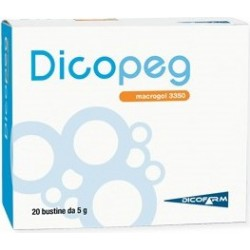 dietary supplement with laxative action dicopeg 20 bags 5 g