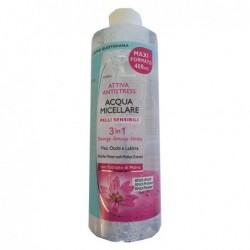 micellar water anti stress 3 in 1 for sensitive skin 400 ml