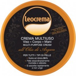 Multipurpose cream with argan oil - face hands and body 150ml