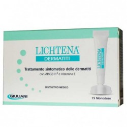 Symptomatic Treatment Of Dermatitis 15 Vials Single Use
