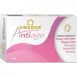 Supplement Omegor Antiage Antioxidant For The Skin 30 Pearls
