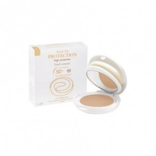 High Protection - Compact foundation spf 50 Sand
