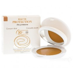 High Protection - Compact foundation spf 50 Gold