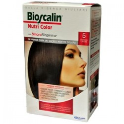 nutri color permanent hair n. 5 light brown