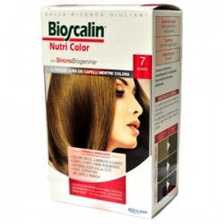 nutri color permanent hair n. 7 blonde