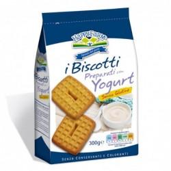 Yogurt Biscuits Gluten Free 300 G