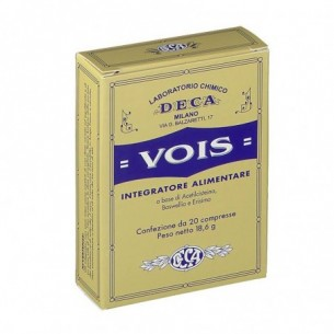 Supplement Vois 20 Tablets