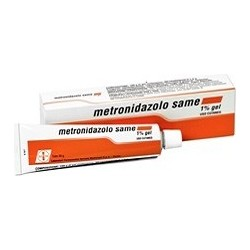 Metronidazole Same 1% Gel - rosacea treatment 30 g
