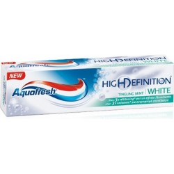 toothpaste high definition tingling mint white 75 ml