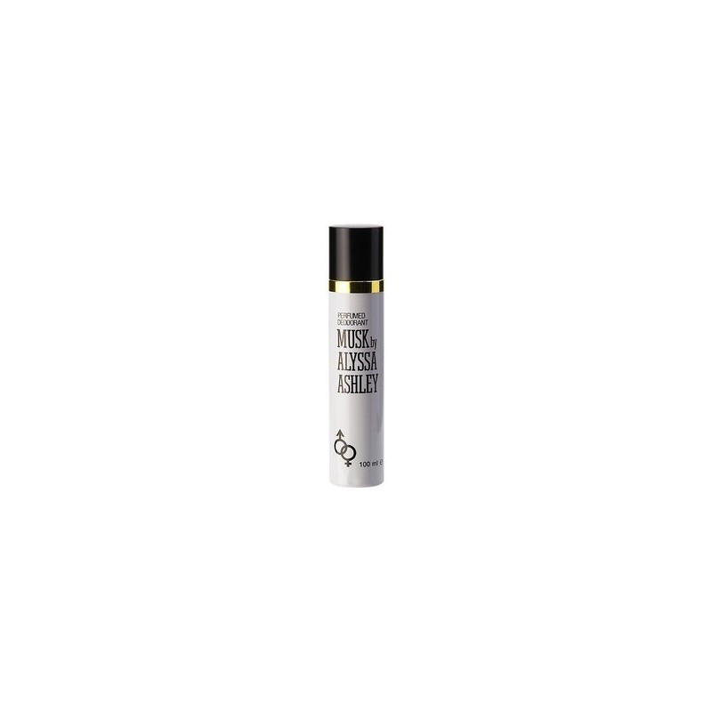ALYSSA ASHLEY - Musk Deodorant Spray 100 Ml