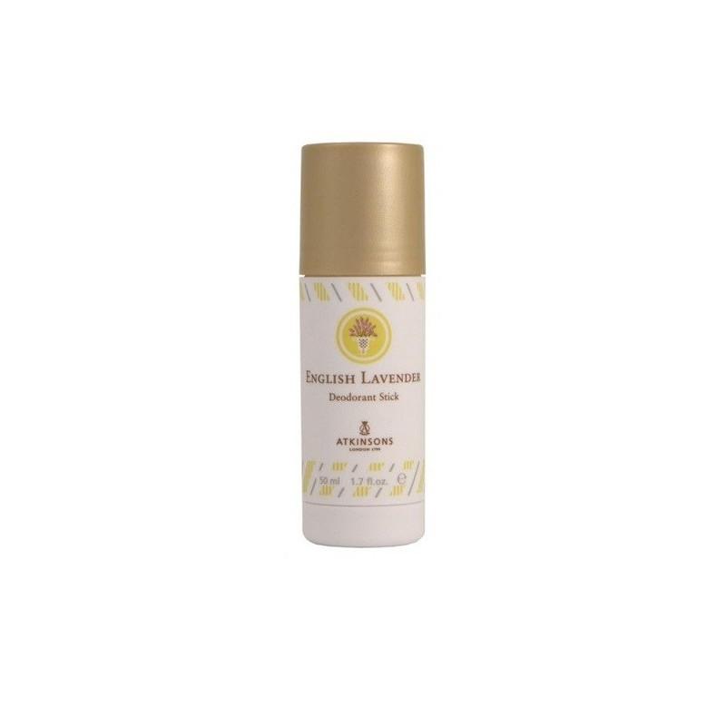 ATKINSONS - English Lavender Deodorant Stick 50 Ml