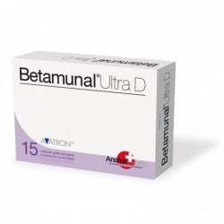Supplement Betamunal Ultra D 15 Capsule