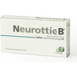 Supplement Neurottic B 5 Vials Single Dose 10 ml