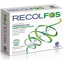 Supplement Flora Bacterial Recolfos 10 Sachets