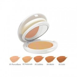Couvrance - oil free compact colored cream n. 03 sand