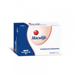 Supplement Maculife For The Sight 20 Capsule