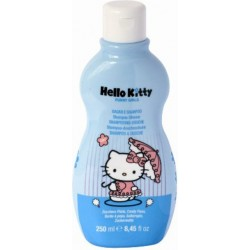 Shampoo + Shower Gel Funny Girls 2 In 1 Cotton Candy 250 Ml