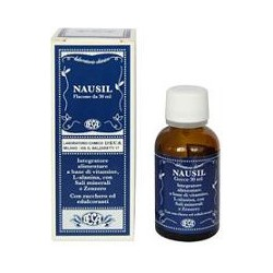 Supplement Nausil Drops Vial 30 Ml