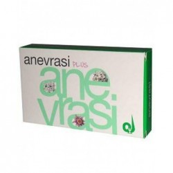 Anevrasi Plus - sleep and anxiety states supplement 30 capsules