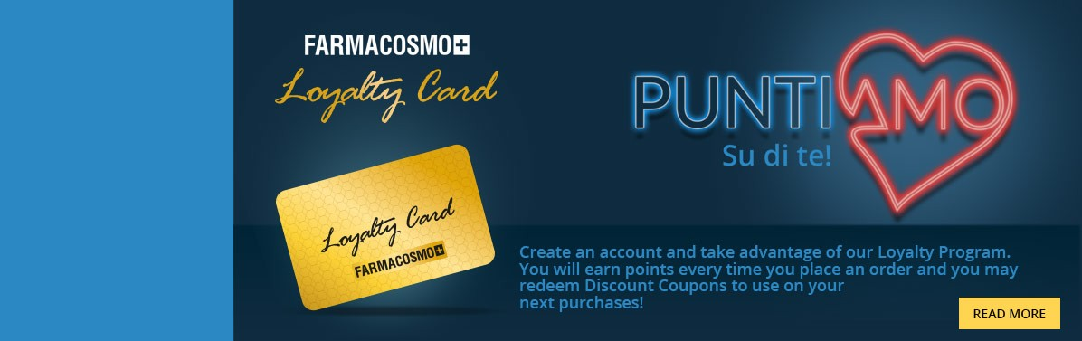 EARN POINTS WITH YOUR SHOPPING!